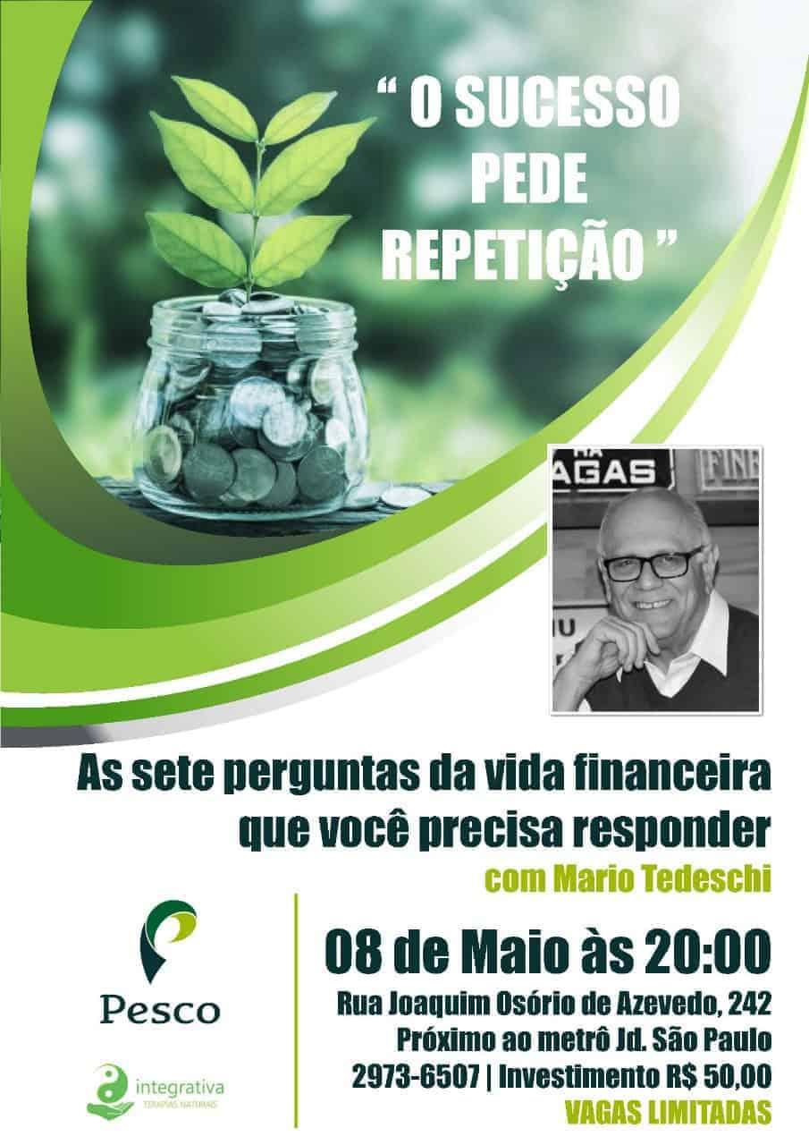 Palestra Saúde Financeira