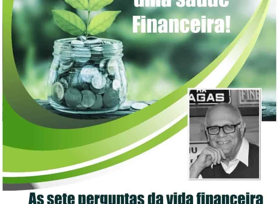 Palestra 22/05: As sete perguntas da vida financeira que você precisa responder